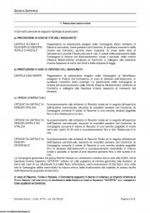Axa - Crescita Valore Contratto Di Assicurazione Sulla Vita - Modello 4666 Edizione 31-05-2012 [40P]