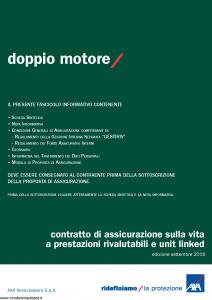 Axa - Doppio Motore - Modello 4811 Edizione 05-10-2016 [72P]
