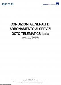 Axa - Octo Telematics Drive Tutor - Modello nd Edizione 11-2015 [8P]