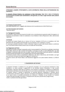 Axa - Pensione Attiva - Modello 4001 Edizione 03-2009 [62P]