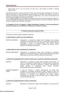 Axa - Piano Di Risparmio E Assicurazione Sulla Vita - Modello 4528 Edizione 2009 [62P]