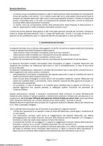 Axa - Piano Di Risparmio E Assicurazione Sulla Vita - Modello 4528 Edizione 2010 [61P]