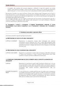 Axa - Piano Di Risparmio E Assicurazione Sulla Vita - Modello 4528 Edizione 31-03-2008 [64P]