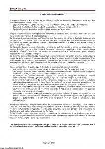 Axa - Piano Risparmio Assicurativo - Modello 4001 Edizione 2009 [62P]
