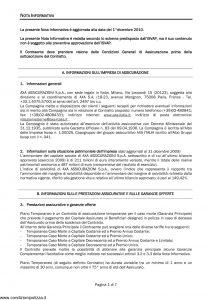 Axa - Piano Temporaneo - Modello 4515 Edizione 01-12-2010 [36P]