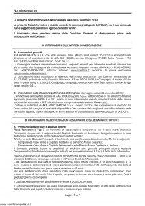 Axa - Piano Temporaneo Top - Modello 4760 Edizione 01-12-2010 [36P]