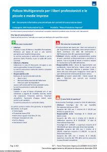 Axa - Piena Protezione Impresa - Modello quad0006 Edizione 01-2019 [183P]
