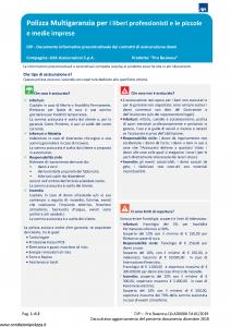 Axa - Pro Business - Modello quad0008 Edizione 01-2019 [325P]