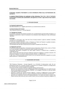 Axa - Protezione Patrimonio Formula Deposito - Modello 4736 Edizione 31-03-2010 [46P]