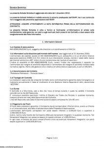 Axa - Protezione Patrimonio Formula Libero - Modello 4735 Edizione 01-12-2010 [38P]