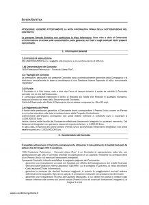 Axa - Protezione Patrimonio Formula Libero Plus - Modello 4741 Edizione 31-03-2010 [46P]