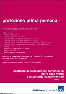 Axa - Protezione Prima Persona - Modello 4661 Edizione 01-12-2010 [48P]