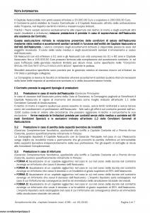 Axa - Semplicemente Vita Capitale Costante - Modello 4786 Edizione 05-2015 [38P]