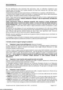 Axa - Semplicemente Vita Capitale Costante - Modello 4786 Edizione 08-08-2013 [36P]