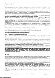 Axa - Semplicemente Vita Capitale Decrescente - Modello 4787 Edizione 05-2015 [30P]