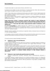Axa - Semplicemente Vita Piu' Capitale Costante - Modello 4788 Edizione 05-2015 [42P]