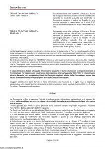 Axa - Soluzione Risparmio 2007 - Modello 4705 Edizione 31-03-2009 [38P]