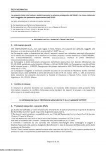 Axa - Ticket Vita - Modello 4728 Edizione 30-09-2009 [28P]