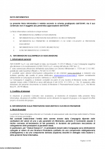 Axa Interlife - Global Domani 2 - Modello axa int 113 Edizione 02-2006 [38P]