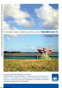 Axa Interlife - Global Domani 5 - Modello nd Edizione 20-10-2006 [53P]