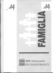 Bpb - Famiglia - Modello nd Edizione nd [32P]