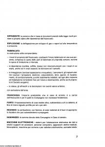 Bpb - Polizza Di Assicurazione A Valore A Nuovo Per Uffici E Studi E Professionali - Modello 830 Edizione 01-2002 [35P]