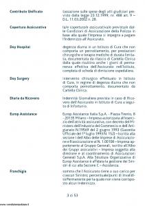 Cargeas - Blu Impresa Infortuni - Modello 1625 Edizione 01-01-2019 [60P]
