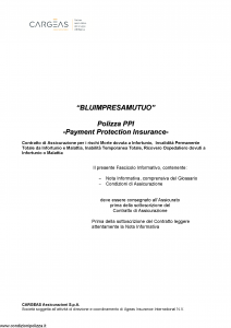 Cargeas - Blu Impresa Mutuo - Modello 1634 Edizione 23-02-2016 [32P]