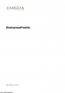 Cargeas - Blu Impresa Prestito - Modello 1648 Edizione 01-01-2019 [21P]