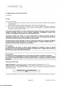 Cargeas - Blu Prestito - Modello 1639 Edizione 23-02-2016 [23P]