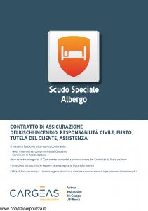 Cargeas - Scudo Speciale Albergo - Modello 1357 Edizione 15-03-2016 [60P]