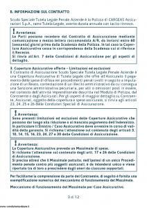 Cargeas - Scudo Speciale Tutela Legale Penale Aziende - Modello 1344 Edizione 01-10-2015 [32P]