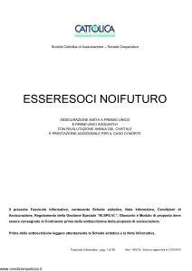 Cattolica - Essere Soci Noi Futuro - Modello 1908 28 Edizione 31-03-2010 [38P]