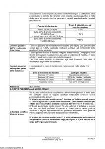 Cattolica - Plus Domani - Modello pd 28 Edizione 31-03-2009 [29P]