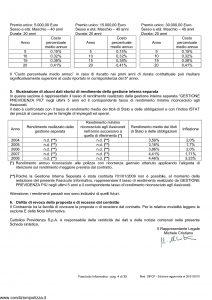 Cattolica Previdenza - Cattolica Previdenza Per Investimento Noi Futuro - Modello dipcp Edizione 20-01-2010 [39P]