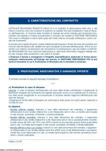 Cattolica - Previdenza Progetto Unico - Modello mulpu Edizione 31-03-2009 [80P]
