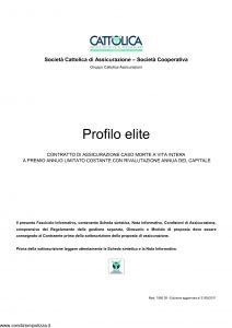 Cattolica - Profilo Elite - Modello 1860 28 Edizione 31-05-2011 [35P]