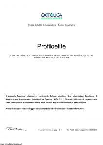 Cattolica - Profilo Elite - Modello pe28 Edizione 02-01-2008 [46P]