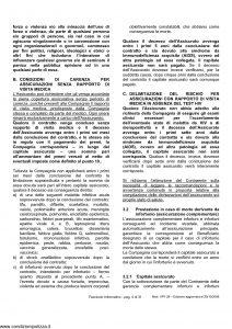 Cattolica - Vi Proteggo Facile - Modello vpf 28 Edizione 20-10-2008 [31P]
