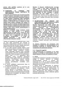 Cattolica - Vi Proteggo Orizzonte - Modello vpo 28 Edizione 20-10-2008 [30P]