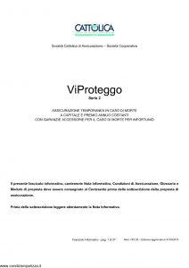 Cattolica - Vi Proteggo Serie 2 - Modello vp2 28 Edizione 31-03-2010 [37P]
