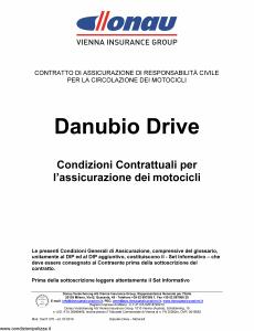 Donau - Danubio Drive - Modello donit-570 Edizione 01-2019 [35P]