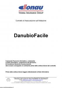 Donau - Danubio Facile - Modello donit-225 Edizione 06-2013 [28P]