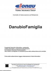 Donau - Danubio Famiglia - Modello donit-227 Edizione 10-2013 [43P]