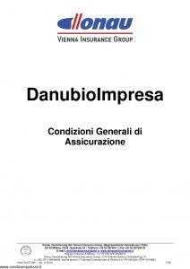 Donau - Danubio Impresa - Modello Donit 090 Edizione 11-2010 [39P]