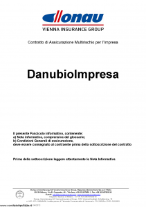 Donau - Danubio Impresa - Modello donit-173 Edizione 04-2012 [63P]