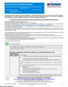 Donau - Danubio Impresa - Modello donit-556 Edizione 01-2019 [10P]