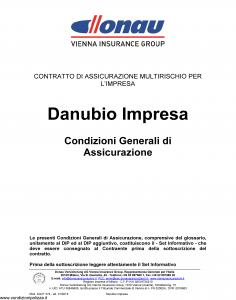 Donau - Danubio Impresa - Modello donit-574 Edizione 01-2019 [70P]