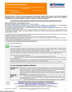 Donau - Danubio Infortuni - Modello donit-557 Edizione 01-2019 [6P]