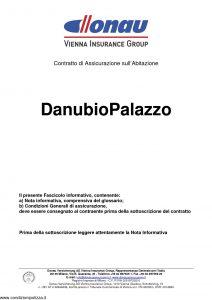 Donau - Danubio Palazzo - Modello Donit 099 Edizione 11-2010 [15P]
